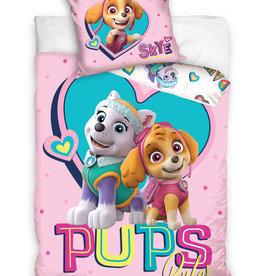 Nickelodeon Paw Patrol  Paw Patrol Junior Duvet Cover Set Pups
