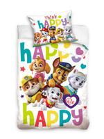 Nickelodeon Paw Patrol  Paw Patrol Junior Duvet Cover Set Happy