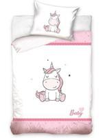 Baby Unicorn Eenhoorn Junior Dekbedovertrek
