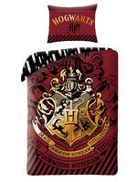 Warner Bros Harry Potter Dekbedovertrek Rood