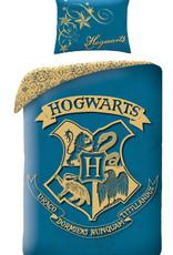 Warner Bros  Harry Potter Dekbedovertrek Lichtblauw