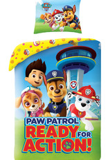 Nickelodeon Paw Patrol  Paw Patrol Dekbedovertrek Ready