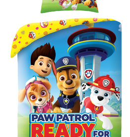 Nickelodeon Paw Patrol  Paw Patrol Duvet Cover Ready