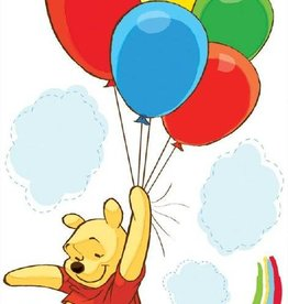 Winnie de Poeh Decoratie Sticker 5410905432229