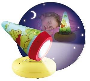 Winnie de Poeh Lamp 2in1 5013138634653