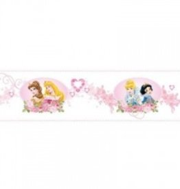 Disney Princess Princess Self Adhesive Wallpaper Heart