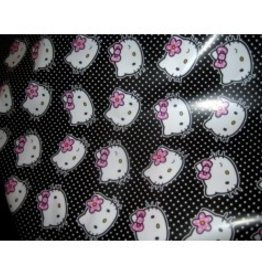 Sanrio  HELLO KITTY Gift Paper Black