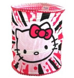 HELLO KITTY OPBERGMAND ROND