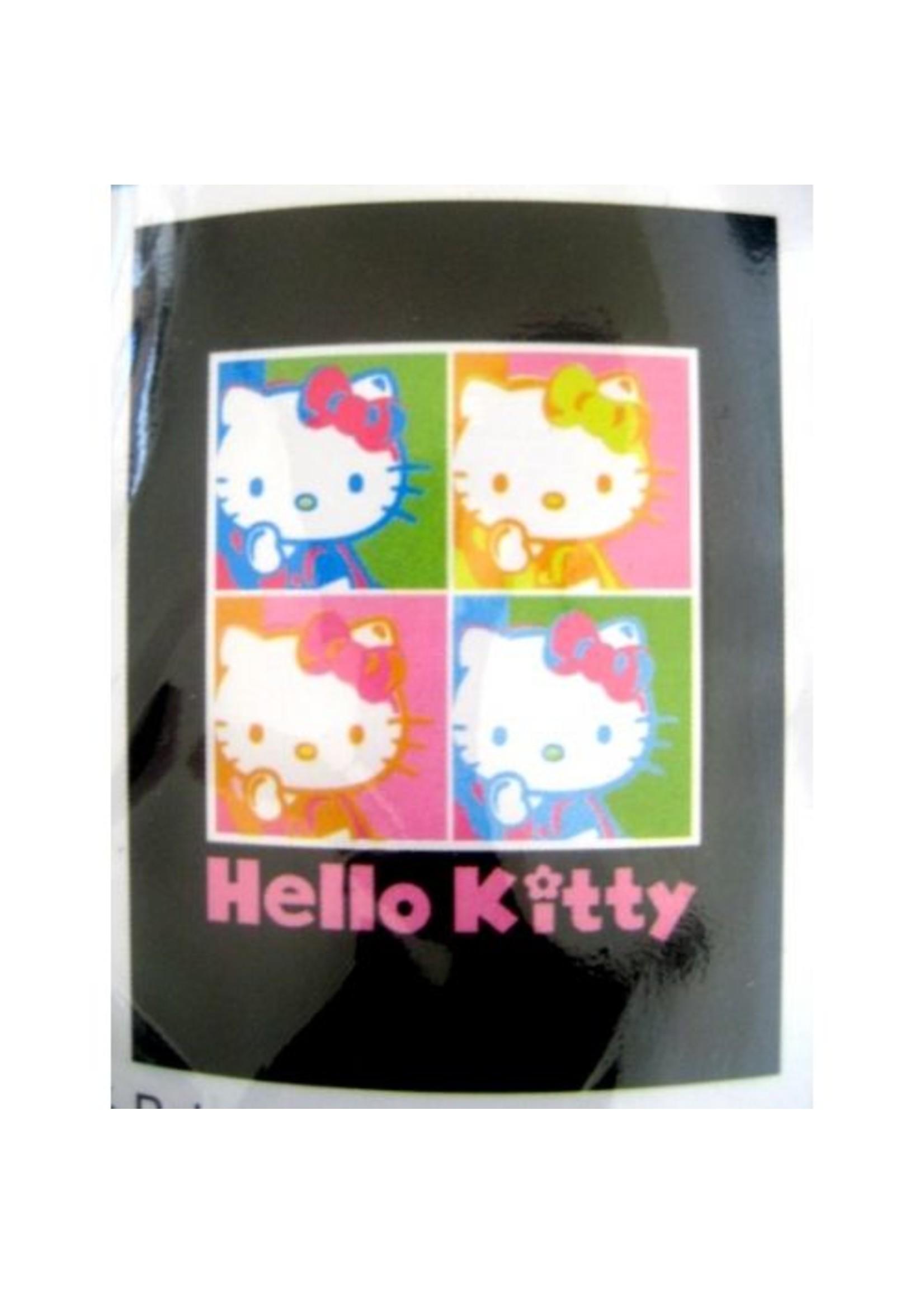 Sanrio  Hello Kitty Fleece Deken 4 HK's