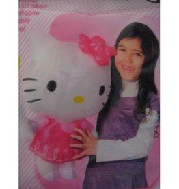Hello Kitty Knuffel Kussen Opblaasbaar