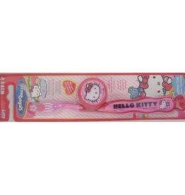 Sanrio  Hello Kitty Tandenborstel met Reiscap en Zuignap