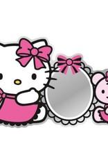 Hello Kitty Decoratie Spiegel Plexi Groot