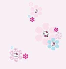 Hello Kitty Behang