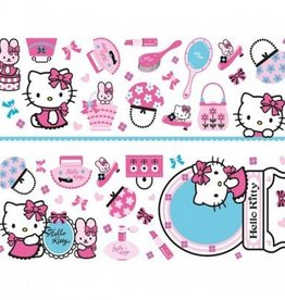 Hello Kitty Decoratie Stickers 44 HK08205
