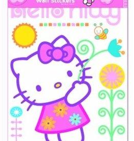 Hello Kitty Stickers Maxi Roze HK08253
