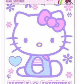 Hello Kitty Stickers Maxi Paars HK08249