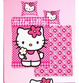 Hello Kitty Dekbedovertrek 140x200 HK08199-b