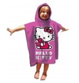 Hello Kitty Poncho Handdoek Eend