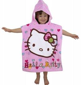 Hello Kitty Poncho Handdoek