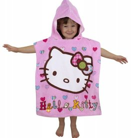 Sanrio  Hello Kitty Poncho Handdoek
