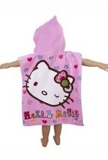 Sanrio  Hello Kitty Poncho Handdoek