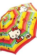 Hello Kitty Paraplu Kleuren HK08099