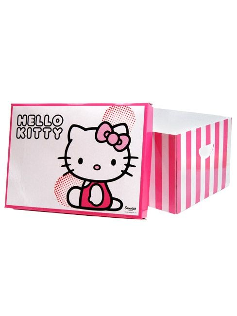 Hello kitty Opbergdoos HK08202