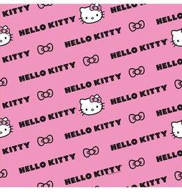 Sanrio  Hello Kitty Gordijn Kant en klaar HK08032