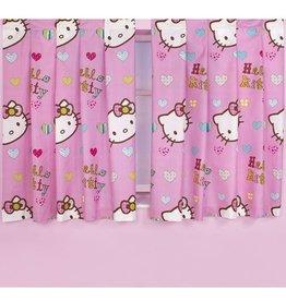 Hello Kitty Gordijn Kant Klaar Style HK08217-137