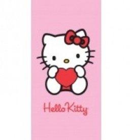 Sanrio  Hello Kitty Handdoek Hart