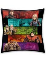 Dreamworks How to teach your dragon Cushion Team