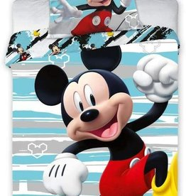 CharactersMania Mickey Mouse Duvet Junior 100x135 Cotton