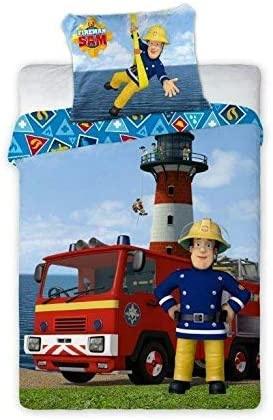 CharactersMania Sam Dekbedovertrek 100x135cm Katoen Kussensloop 40x60