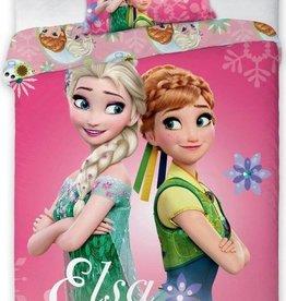 CharactersMania Dekbedovertrek Frozen 100 x 135