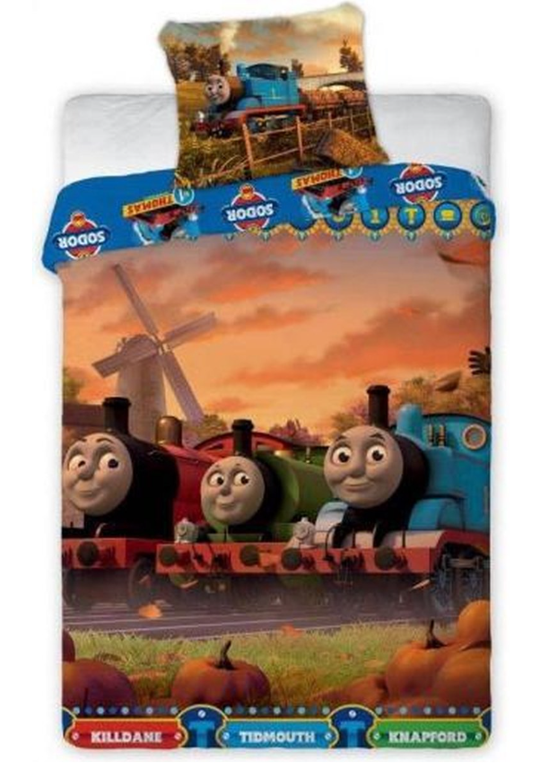 CharactersMania Thomas and Friends - duvet cover - single - 140  x 200