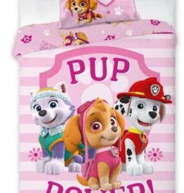 CharactersMania PAW Patrol Pup Power Dekbedovertrek