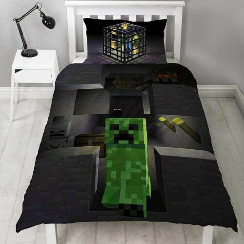 Minecraft Minecraft Dekbedovertrek Build 135x200