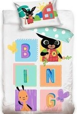 Bing Bunny Bing Bunny Junior Dekbedovertrek