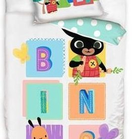 Bing Bunny Bing Bunny Junior Dekbedovertrek