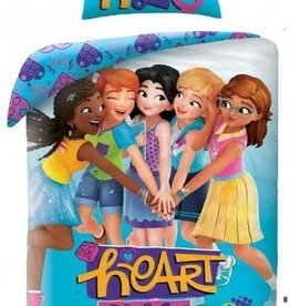Lego Lego Friends Dekbedovertrek Heartlake City