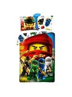 Lego Ninjago Dekbedovertrek 140x200