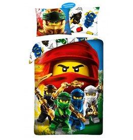 Lego Ninjago  Quadrant Dekbedovertrek  - Copy