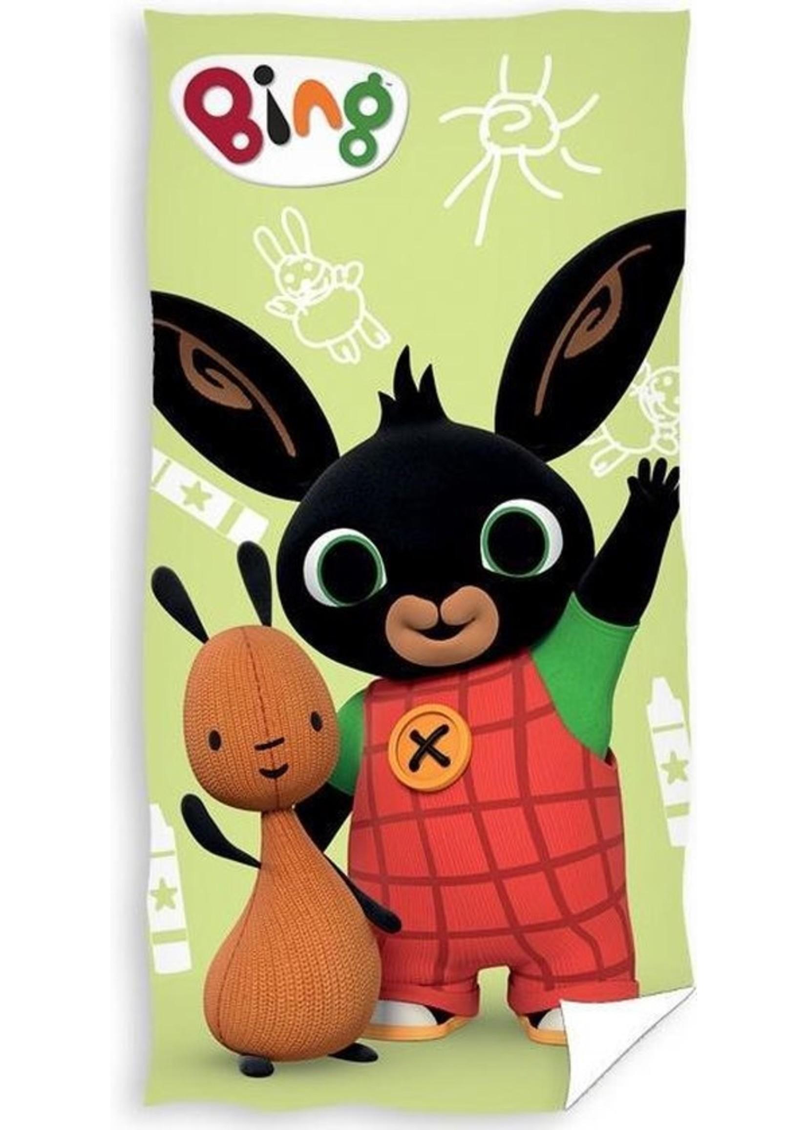 Bing Bunny Handdoek