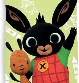 Bing Bunny Bing Bunny Baby Handdoek  - Copy - Copy