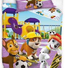 CharactersMania Paw Patrol Nickelodeon dekbedovertrek