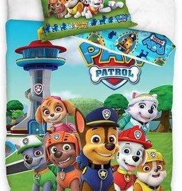 CharactersMania Paw Patrol - Dekbedovertrek