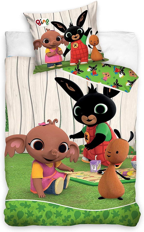 CharactersMania Bing Duvet cover 140x200