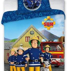 Brandweerman Sam Brandweerman Sam Junior Dekbedovertrek 100x135
