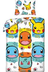 Pokémon Pokémon Dekbedovertrek Pikachu