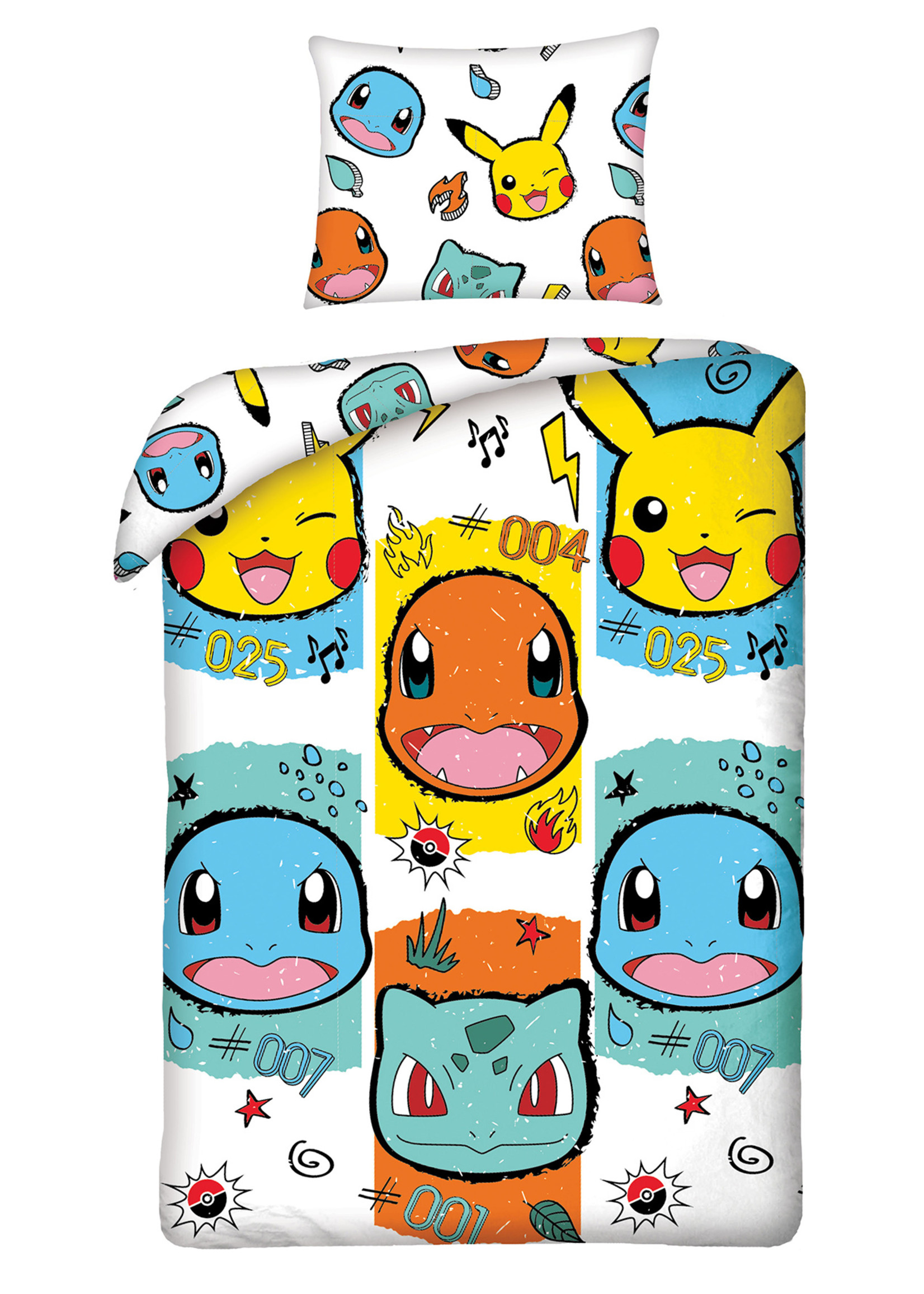 Pokémon Pokemon Duvet Cover Set - Copy - Copy